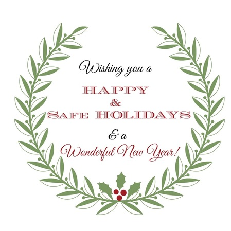 Image result for have a safe and Have a Safe and Happy Holiday and a Wonderful New Year